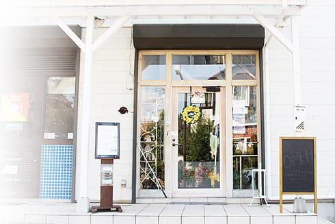 ローズハートカフェ